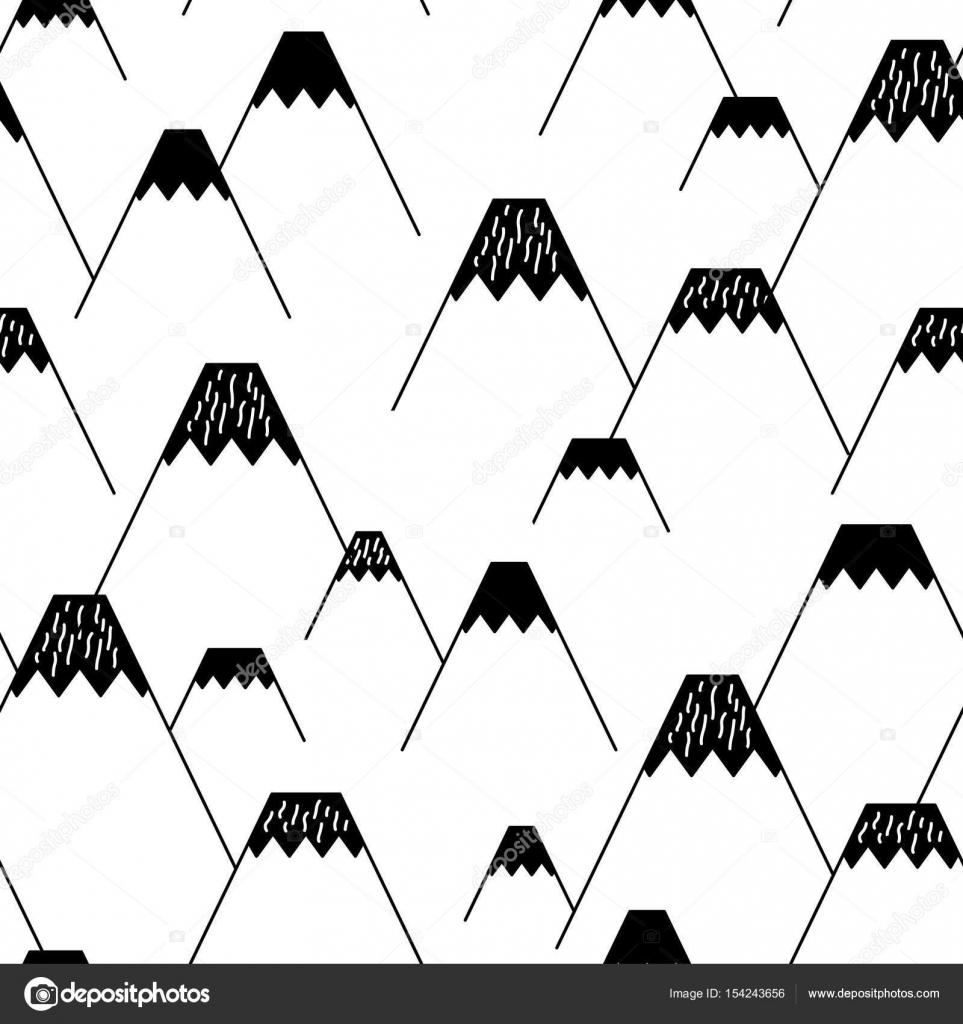 Wonderful Wallpaper Mountain Pattern - depositphotos_154243656-stock-illustration-mountain-vector-seamless-pattern-white  Gallery_705370.jpg