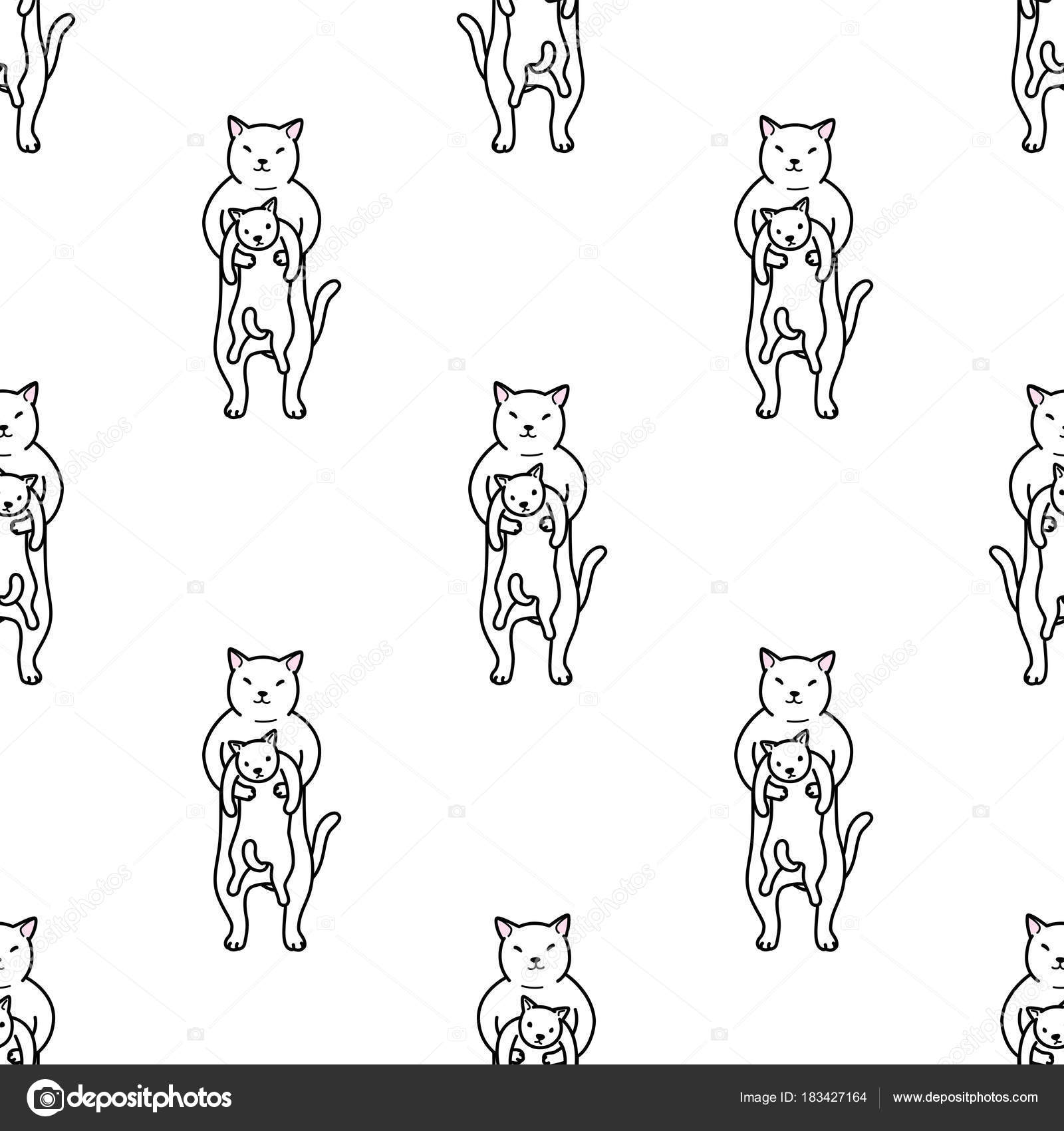 Imágenes: de patrones de animales   Vector Patrones Sin Fisuras Club ...