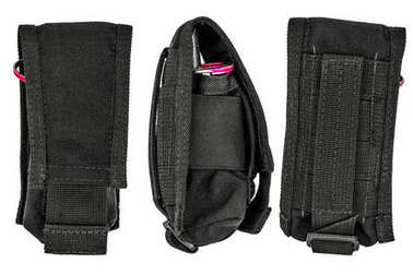 Carrying weapons case: military tactical cartridge pouch made fr