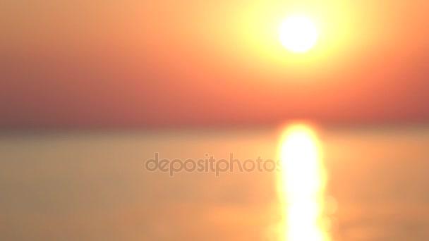 naplemente, tenger