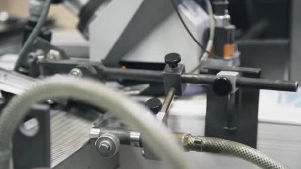 Pan ha sparato della stampante industriale rendendo pittoresco poster