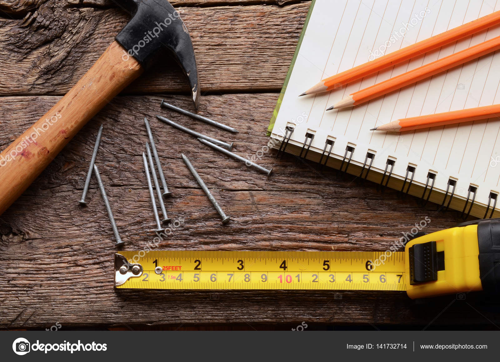 Awesome Work Bench And Hand Tools Background Stock Photo Short Links Chair Design For Home Short Linksinfo