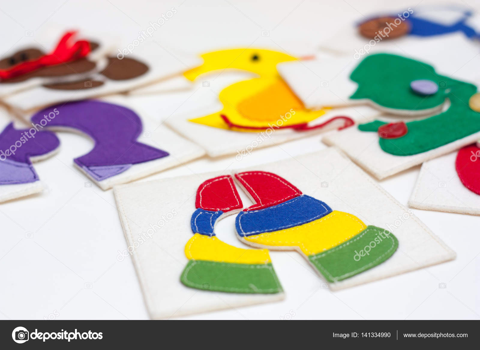 Игрушки сделанные своими руками фото