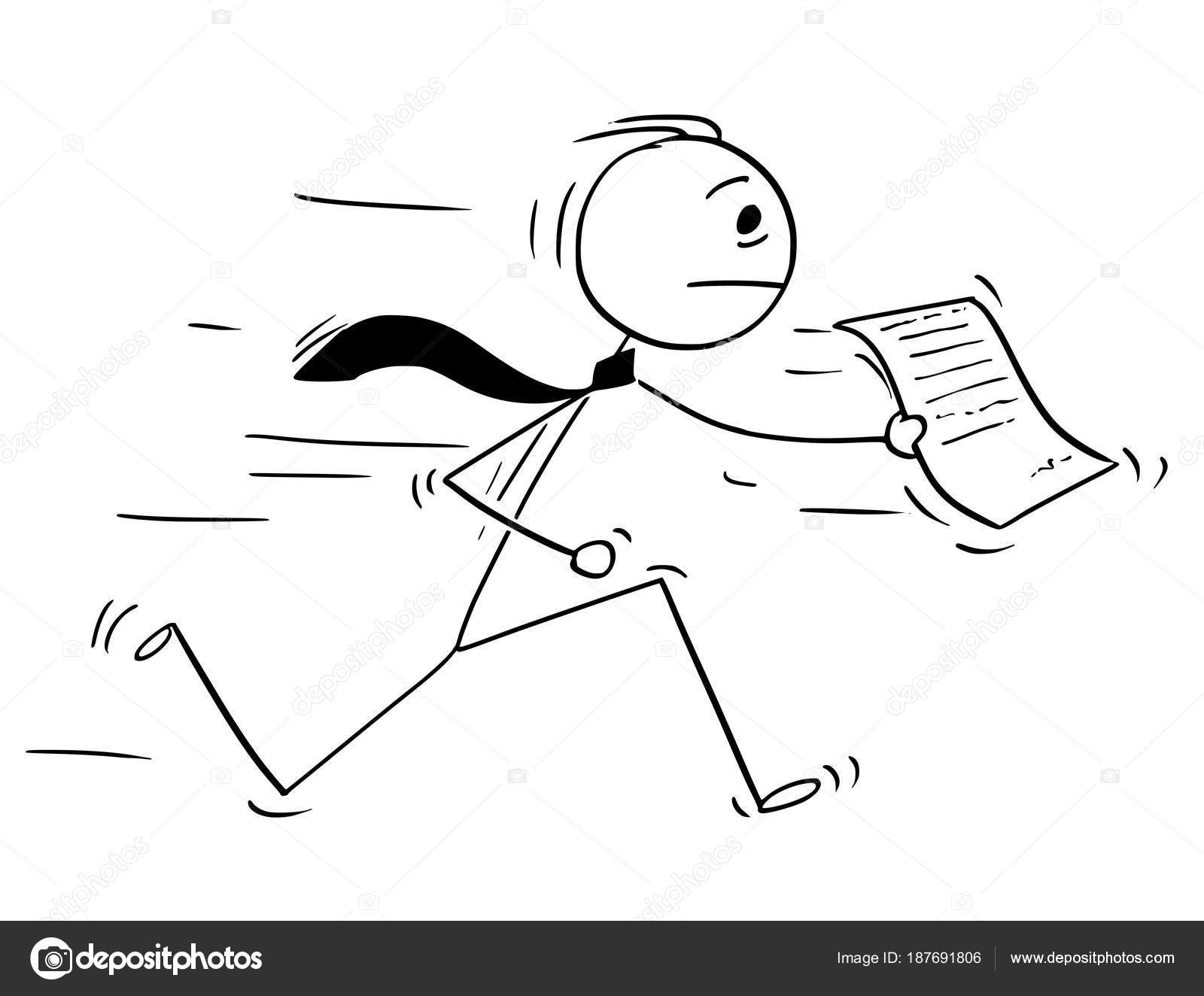 Imágenes Dibujo De Hombre Botando Caricatura De Hombre De