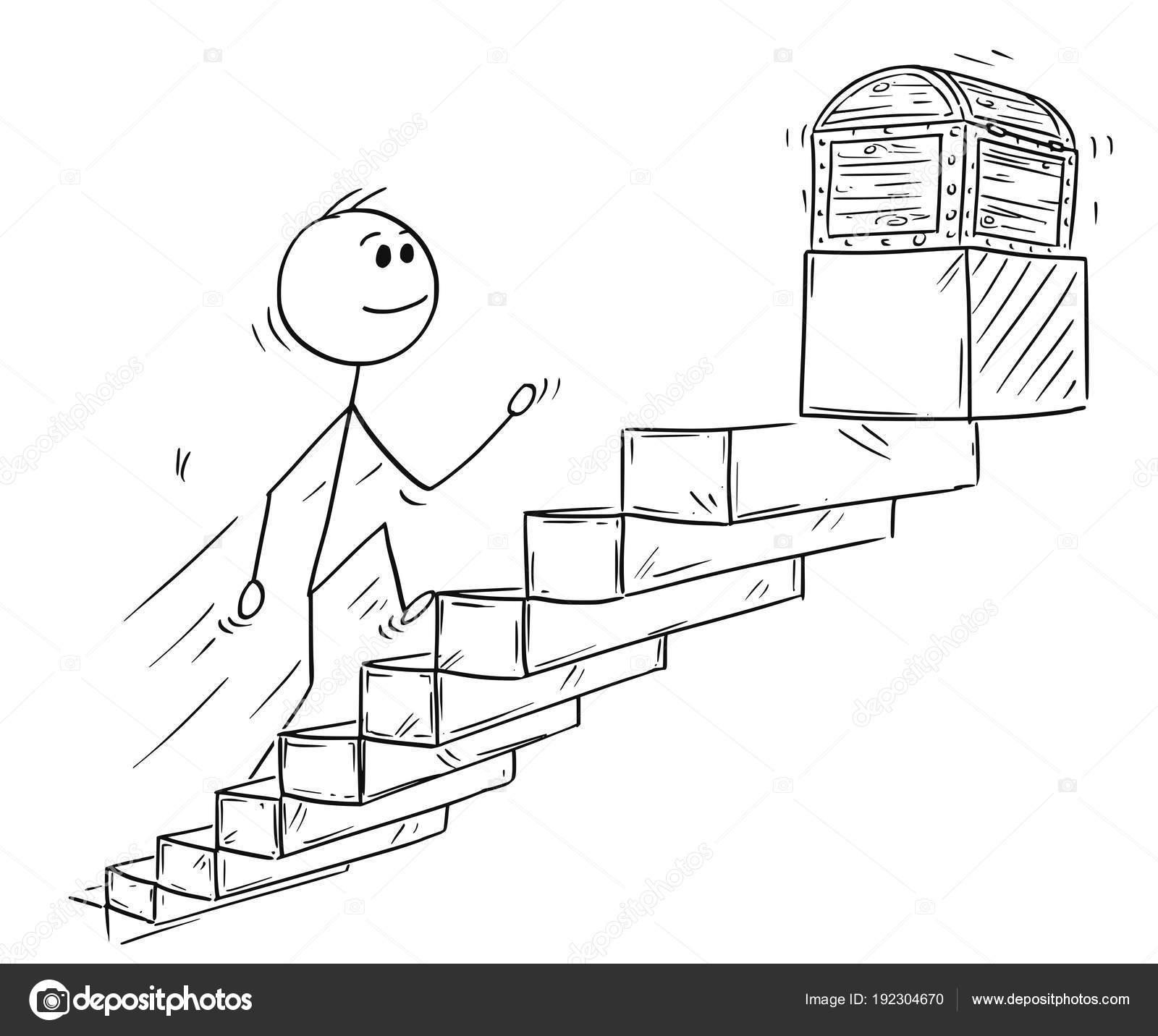 Imágenes Dibujo De No Correr En Las Escaleras Dibujos