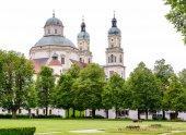Fotografie Sankt-Lorenz-Basilika in Kempten