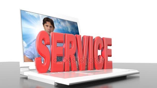 Počítač služby - 3d vykreslování