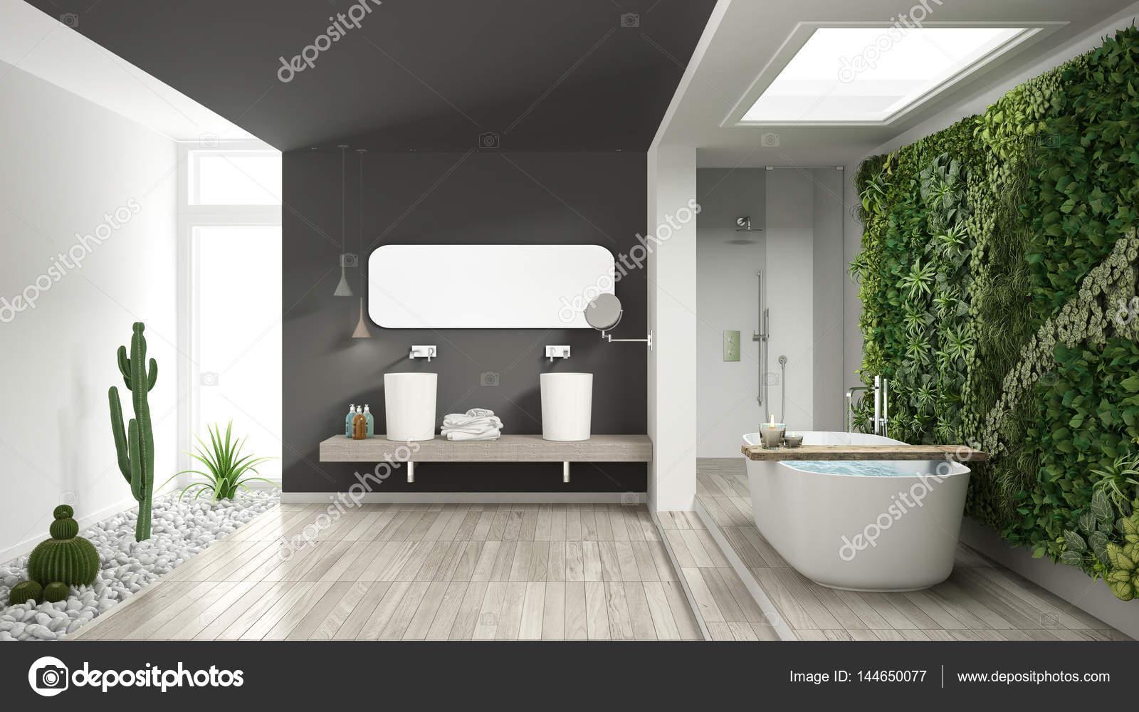 Minimalistisches luxus badezimmer von minosa design