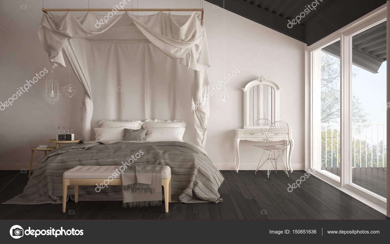Hemelbed In Slaapkamer : Super mooi massief houten hemelbed te koop dehands be