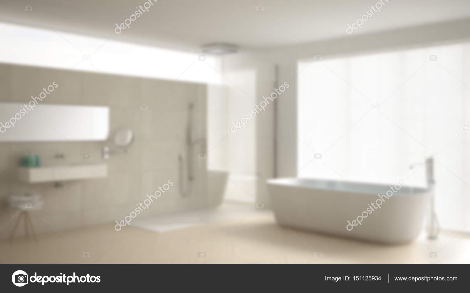 Desenfoque de fondo diseño de interiores, cuarto de baño ...