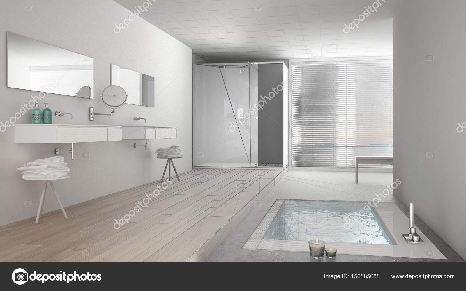 Arredo bagno mobile singolo mobile bagno completo pensile cm