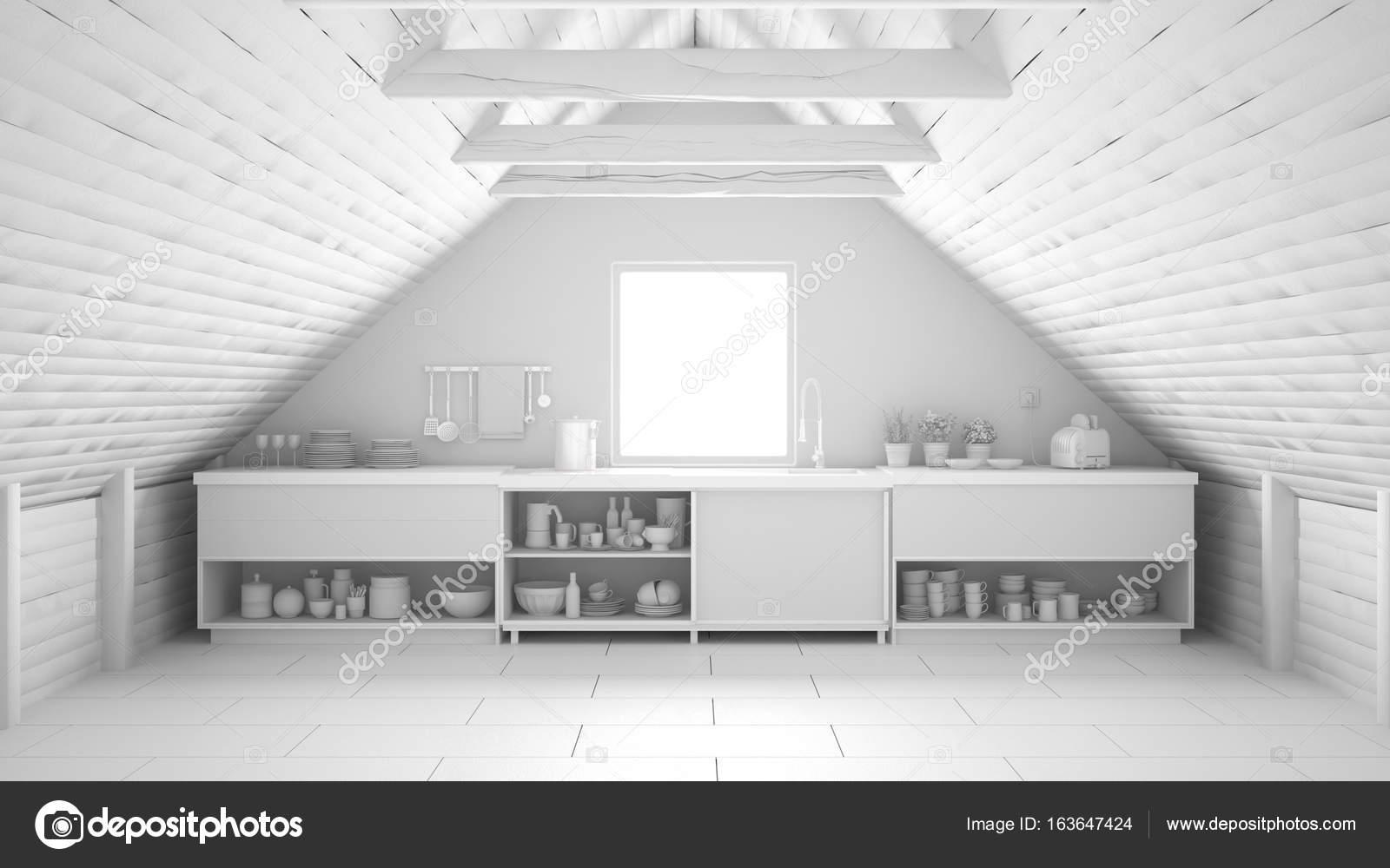 Total Do Projeto Da Cozinha Industrial De Escandin Via Sot O Mezz