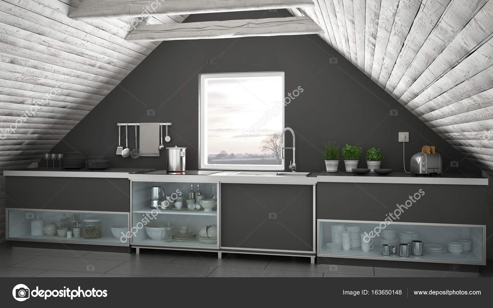 Black Industriele Keuken : Industriële keukens nieuwe keuken kopen aswa keukens