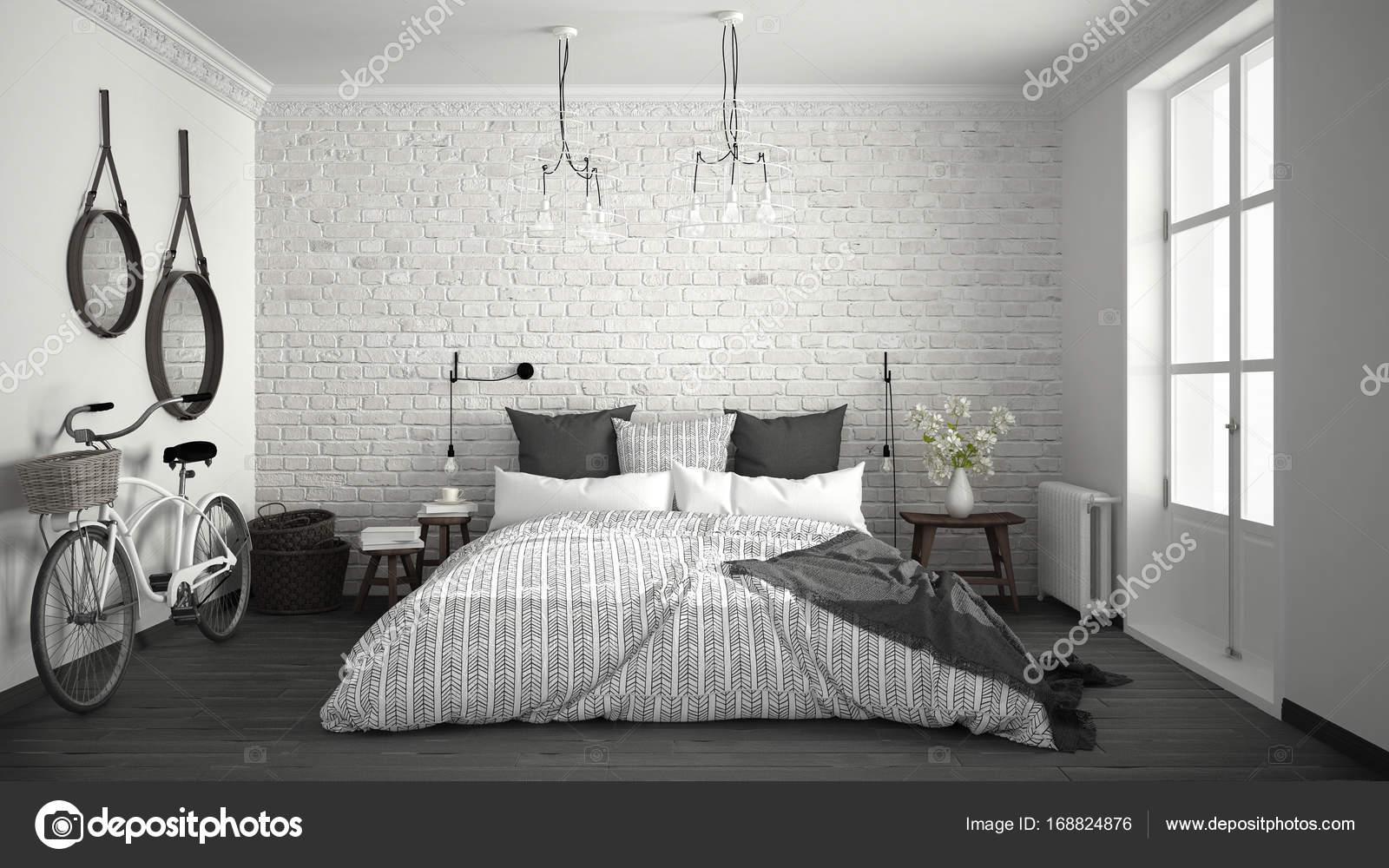 Letto matrimoniale legno bianco design for Design moderno del letto