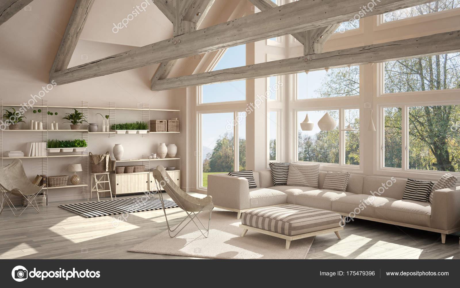 Soggiorno di lusso eco house pavimento in parquet e tetto for Pavimenti soggiorno