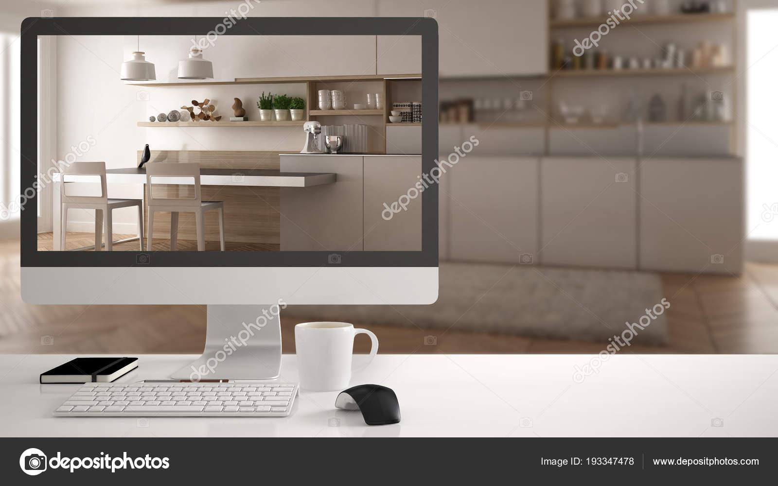 Merveilleux bureau blanc meuble d ordinateur en verre lovely alex