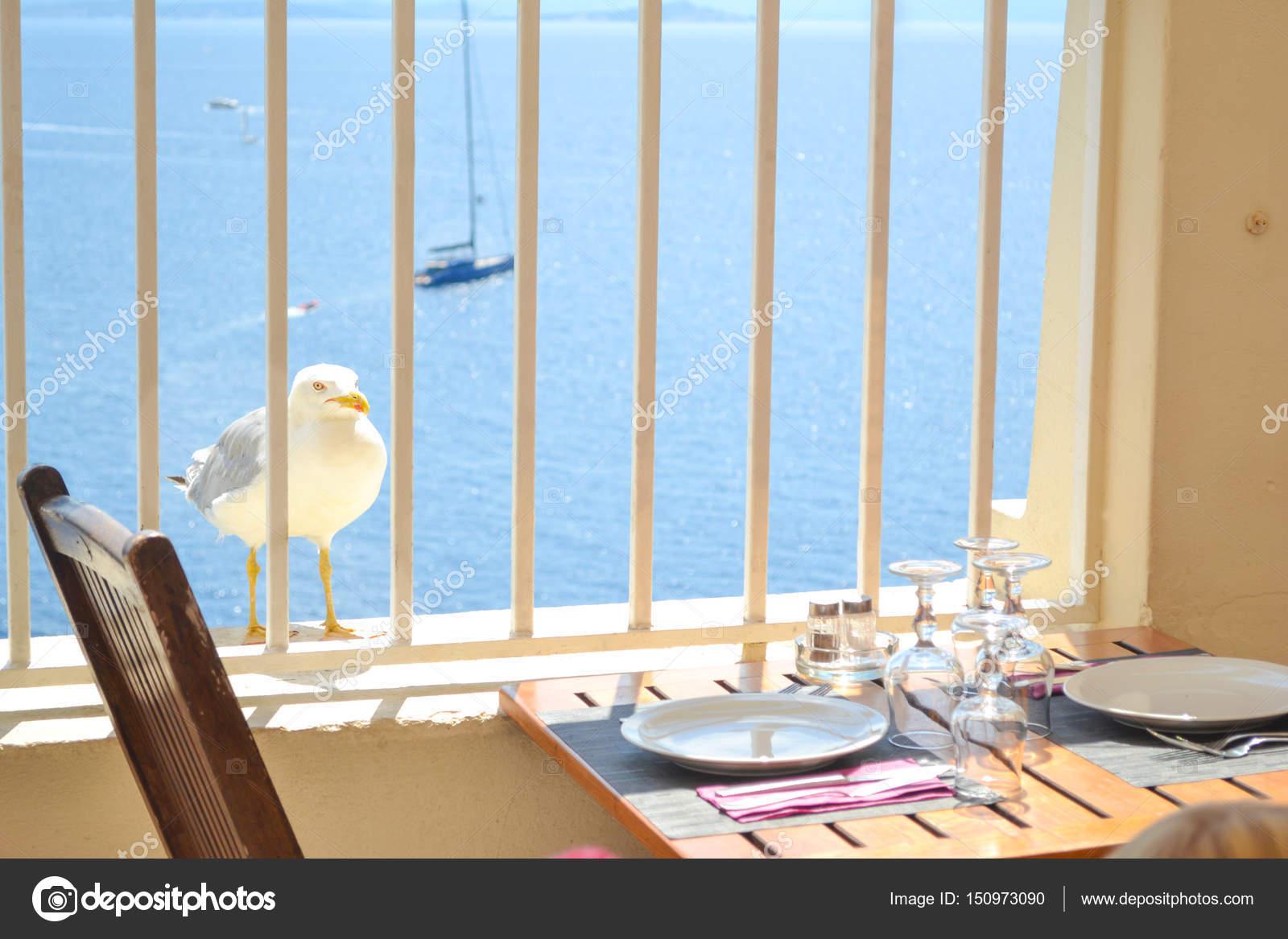 Μεγάλο πουλί εστιατόριο