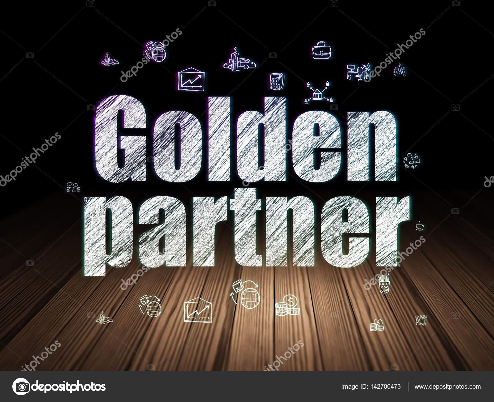 Dark partner