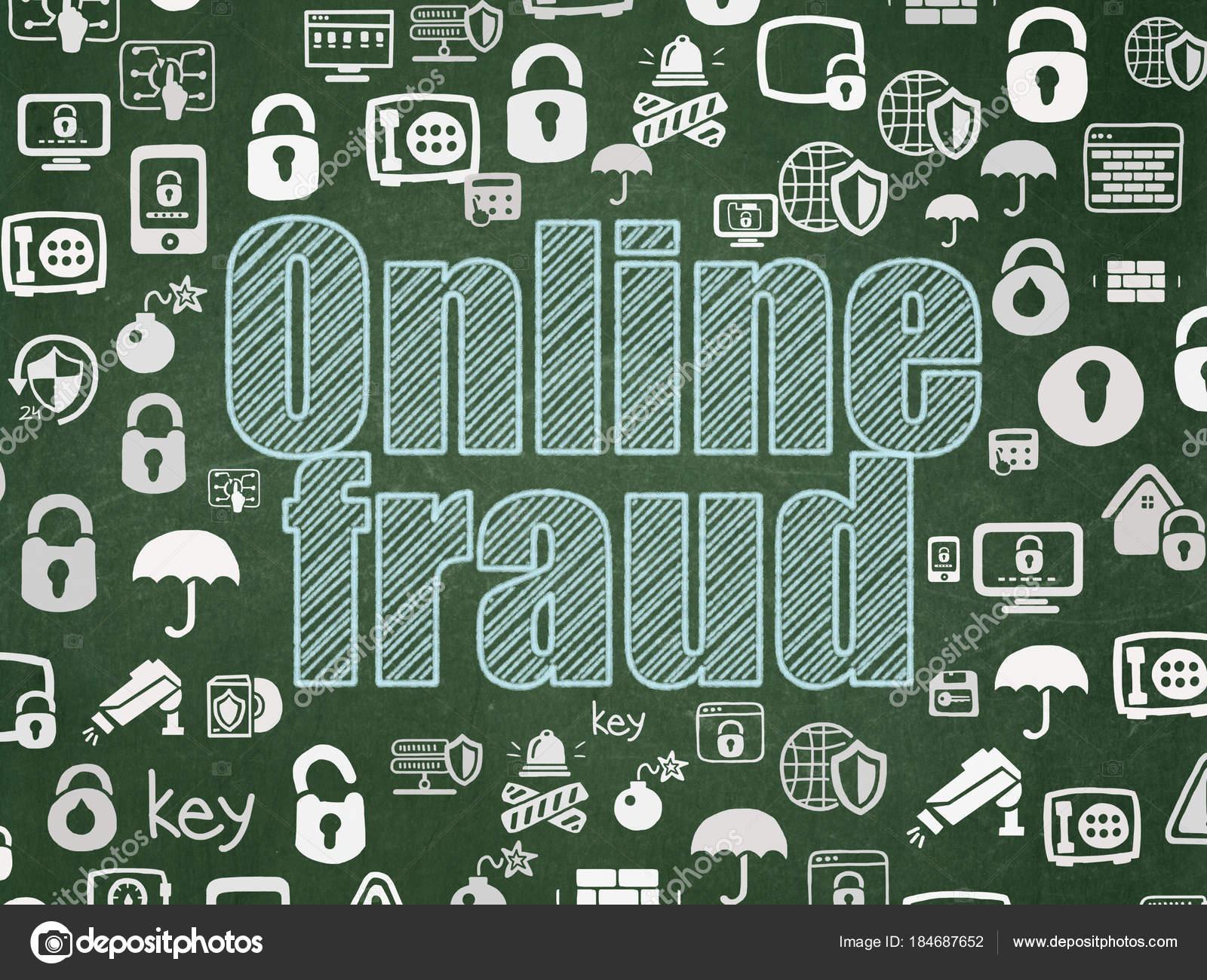 Co je online podvody