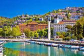 Város Rijeka Delta és trsat megtekintése
