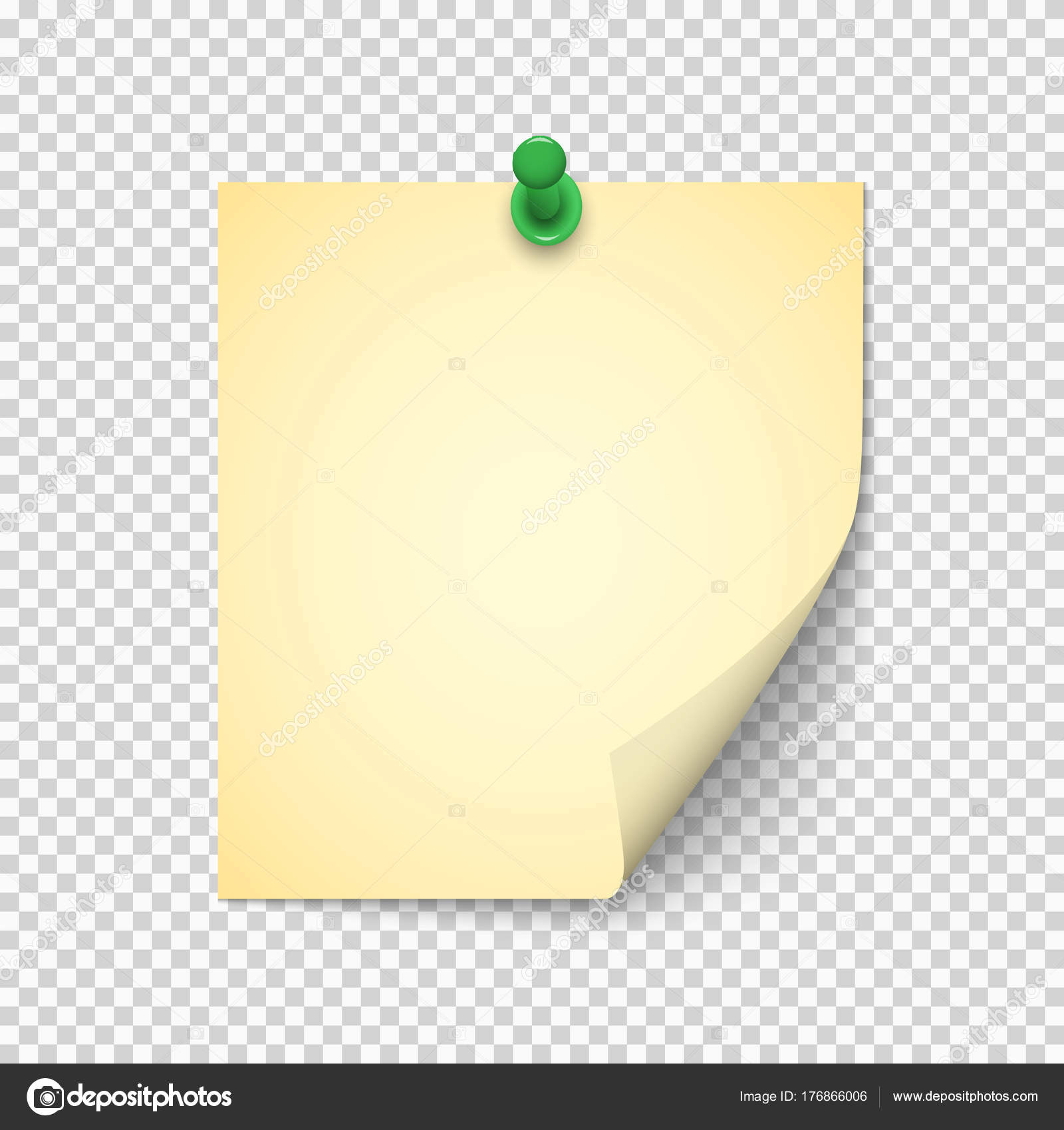Custom note paper vector images