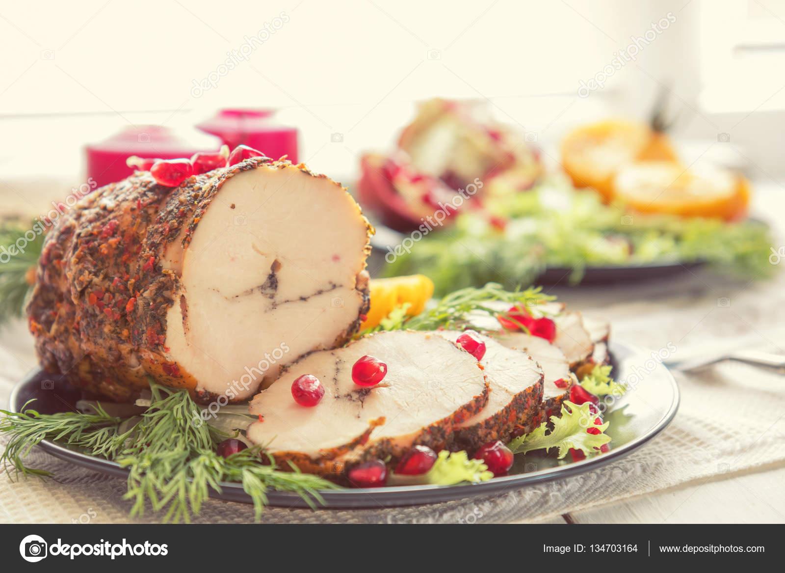 Imágenes Pechugas De Pollo Para Colorear Navidad Cena Navideña