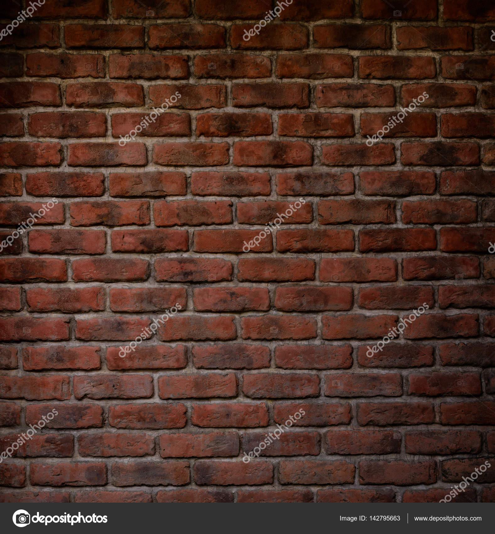 Textur Des Dekorativen Roten Ziegel Wand Muster U2014 Stockfoto