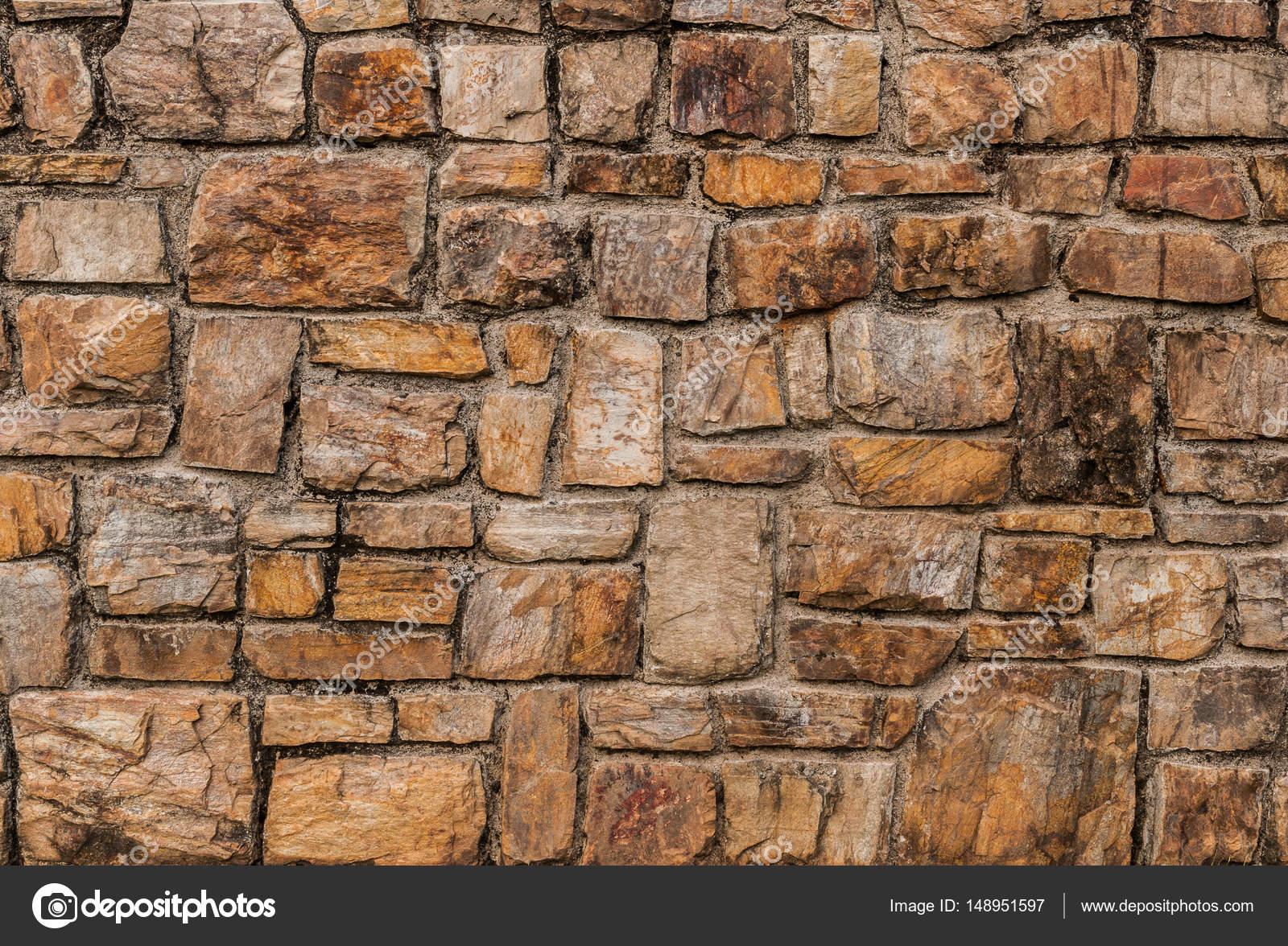 Stein Muster ZIERZAUN Mauer — Stockfoto © wuttichok #148951597