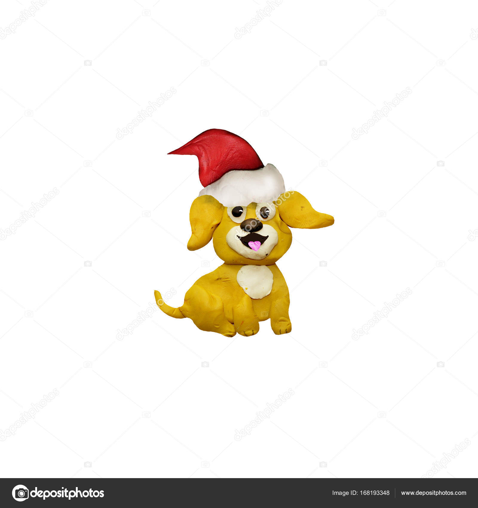 Plasticine 3d christmas chinese new year symbol yellow dog stock plasticine 3d christmas chinese new year symbol yellow dog stock photo buycottarizona Gallery