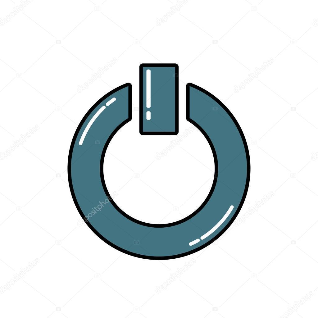 Tolle Das Symbol Ausschalten Galerie - Die Besten Elektrischen ...