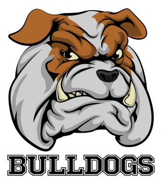 Bulldogs Sports Mascot