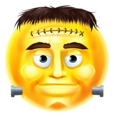 Halloween Monster Emoji Emoticon