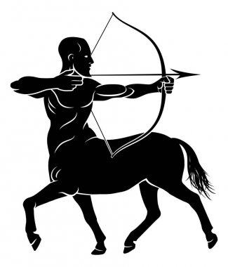 Stylised Centaur Archer