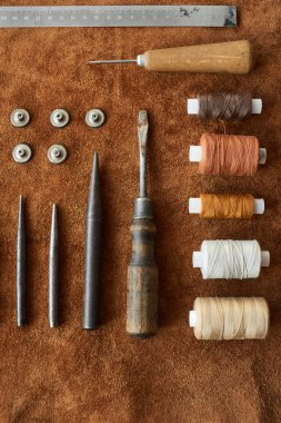 Craft artisan tools for leather