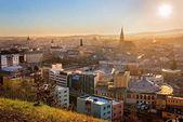 Fotografie View over Cluj Napoca