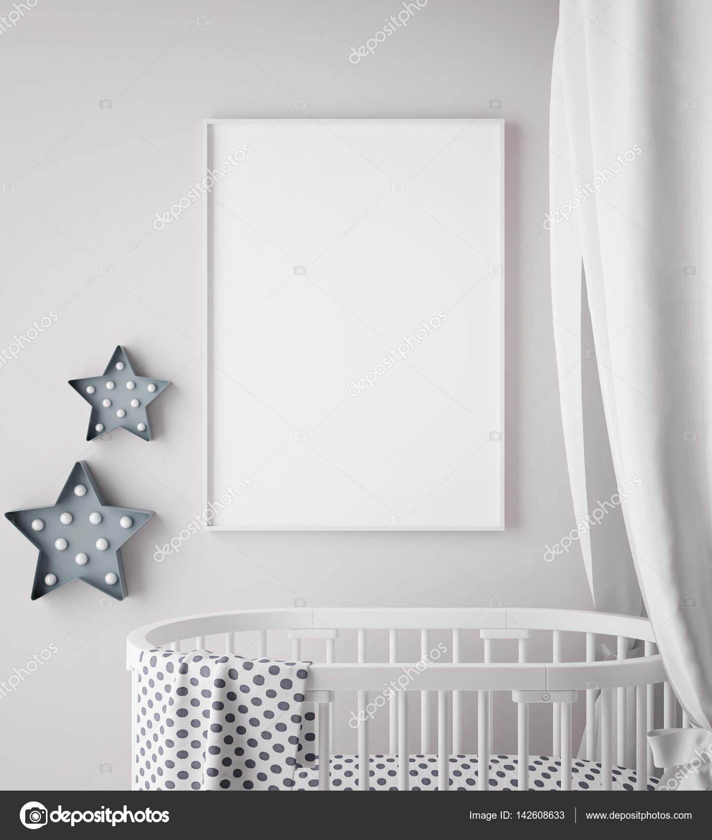 image postérisée en chambre enfants fond intérieur de style