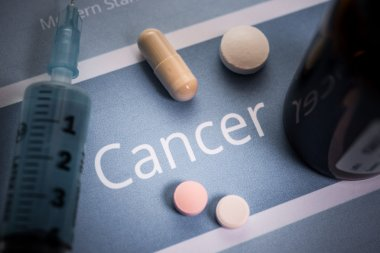Cancer related documents and medications