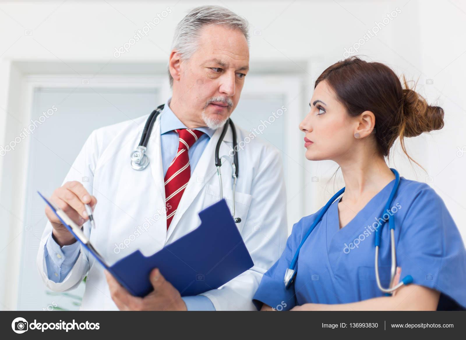 nursing dating doctors