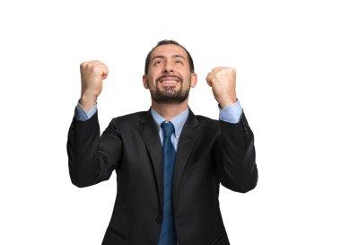 Very happy employee