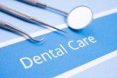 Dentální nástroje a koncepce stomatologické péče