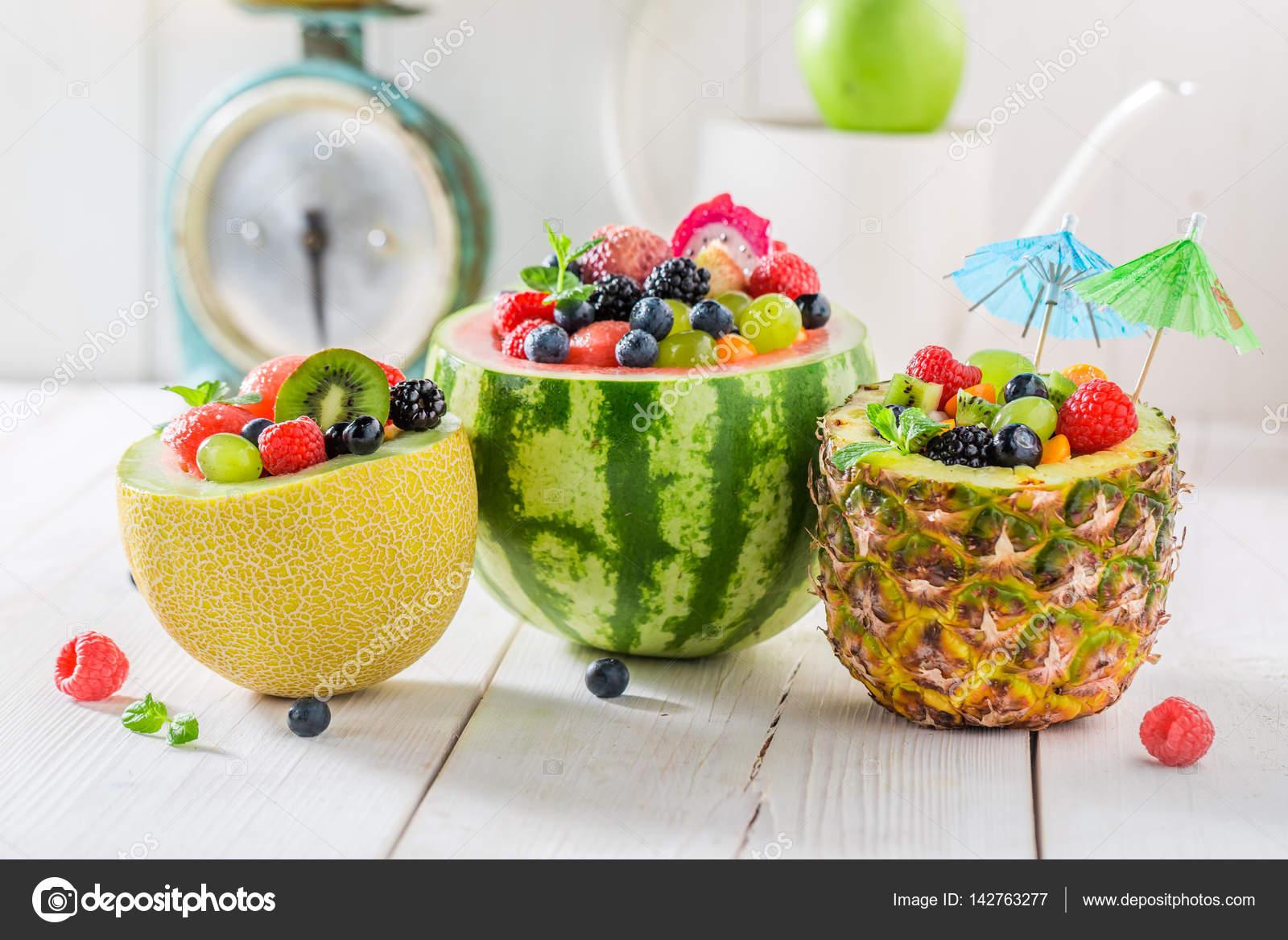 dieta anguria e ananas
