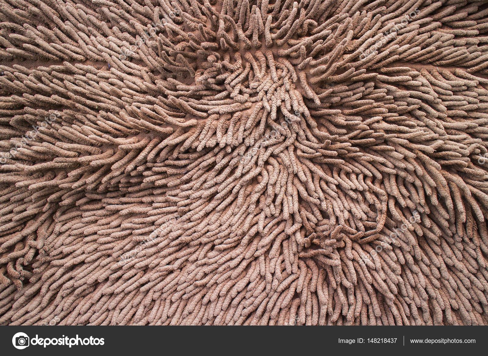 Deurmat achtergrond patroon ontwerp afwisselende kleur bruin