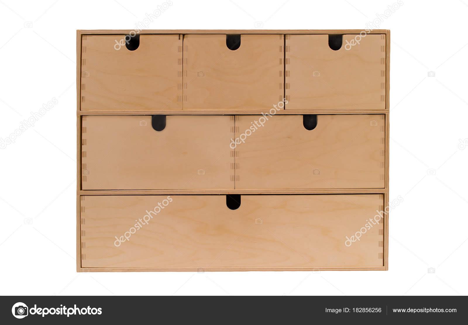 Armadi Archivio Ufficio Legno : Piccoli armadi legno con cassetti isolati priorità bassa bianca