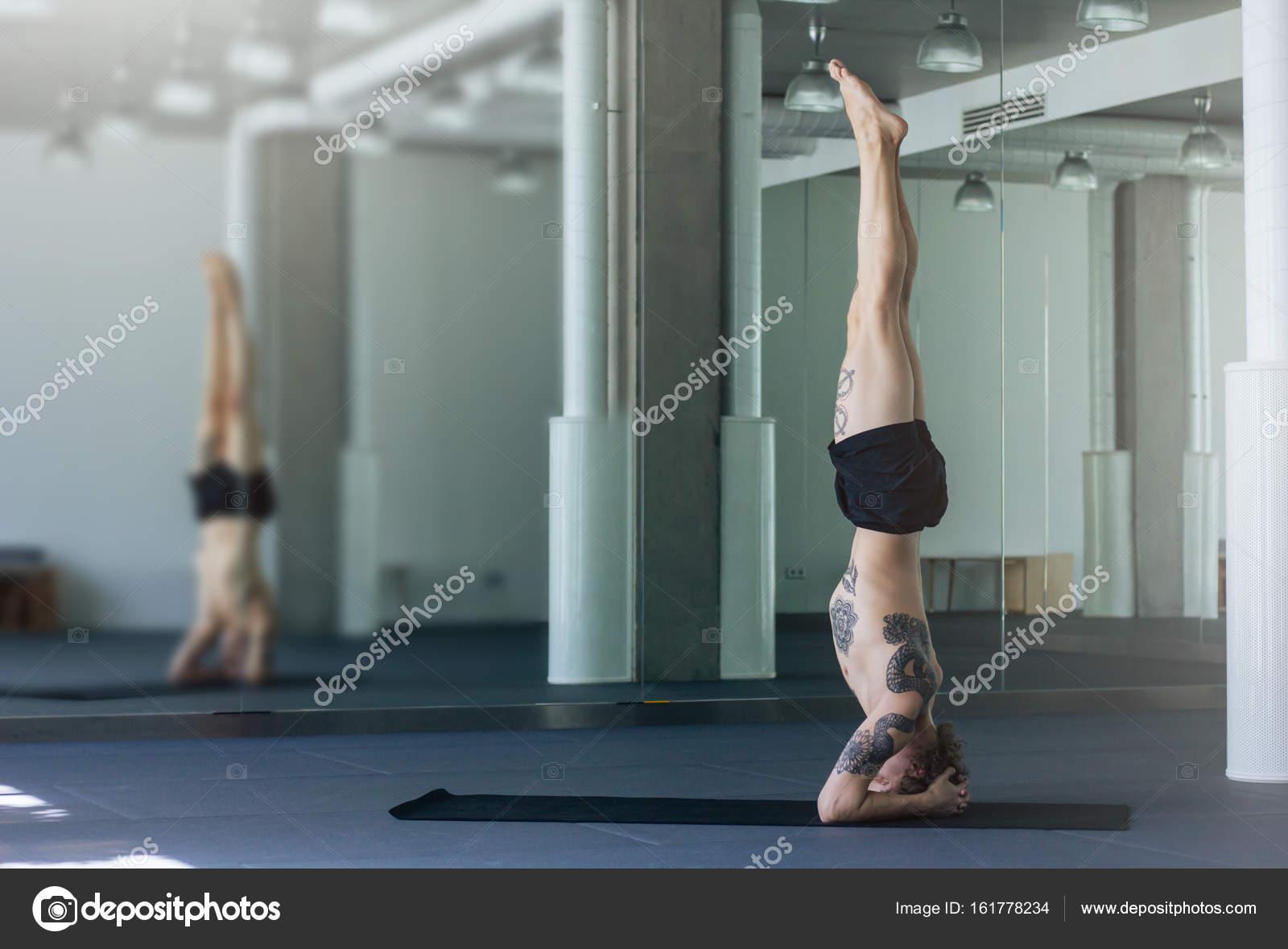 sexe noir yoga