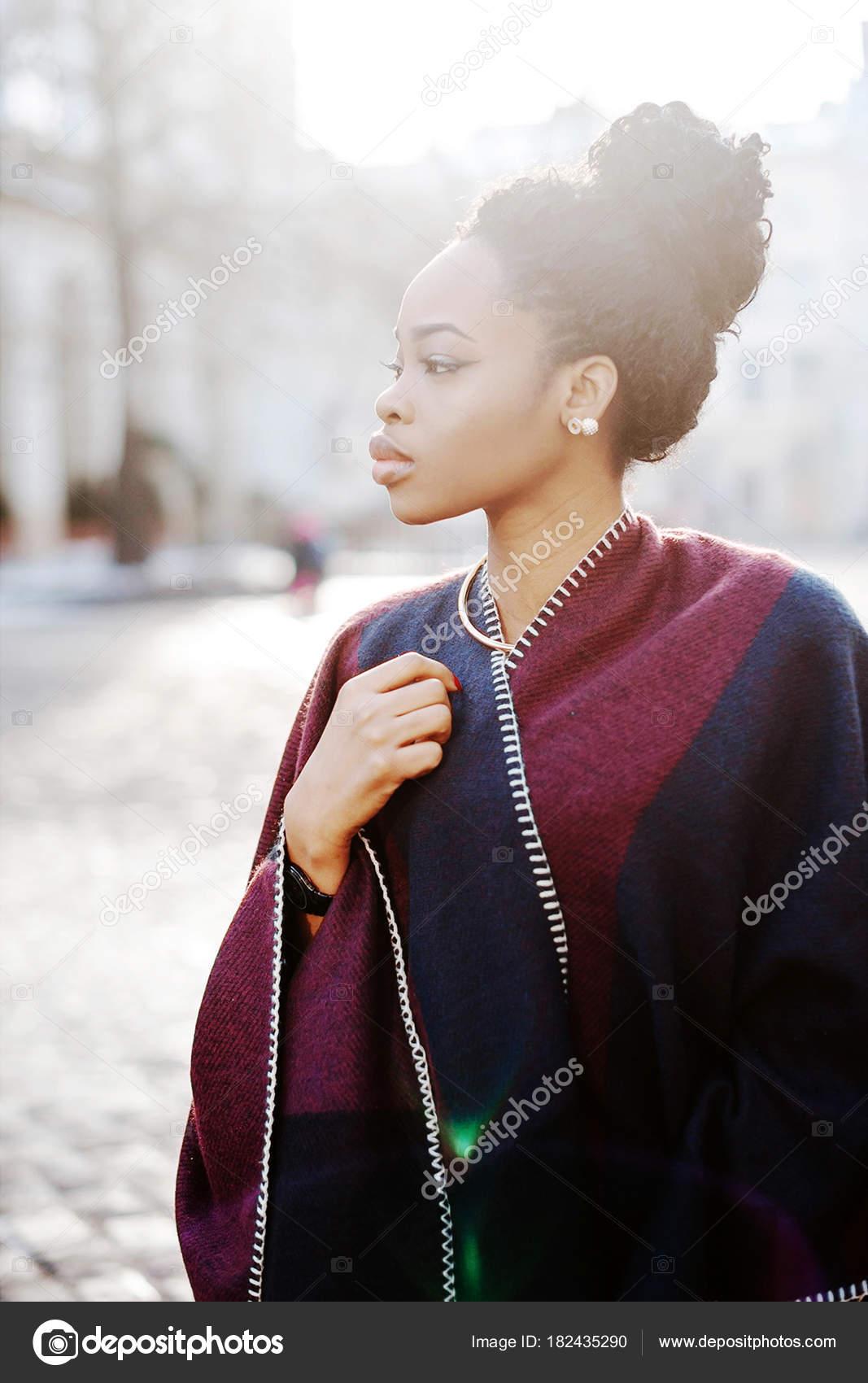 Obrázky pěkně černých žen