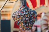 Fényképek beautiful lamp at  Indian Sankranthi (Indian Hindu Festival)