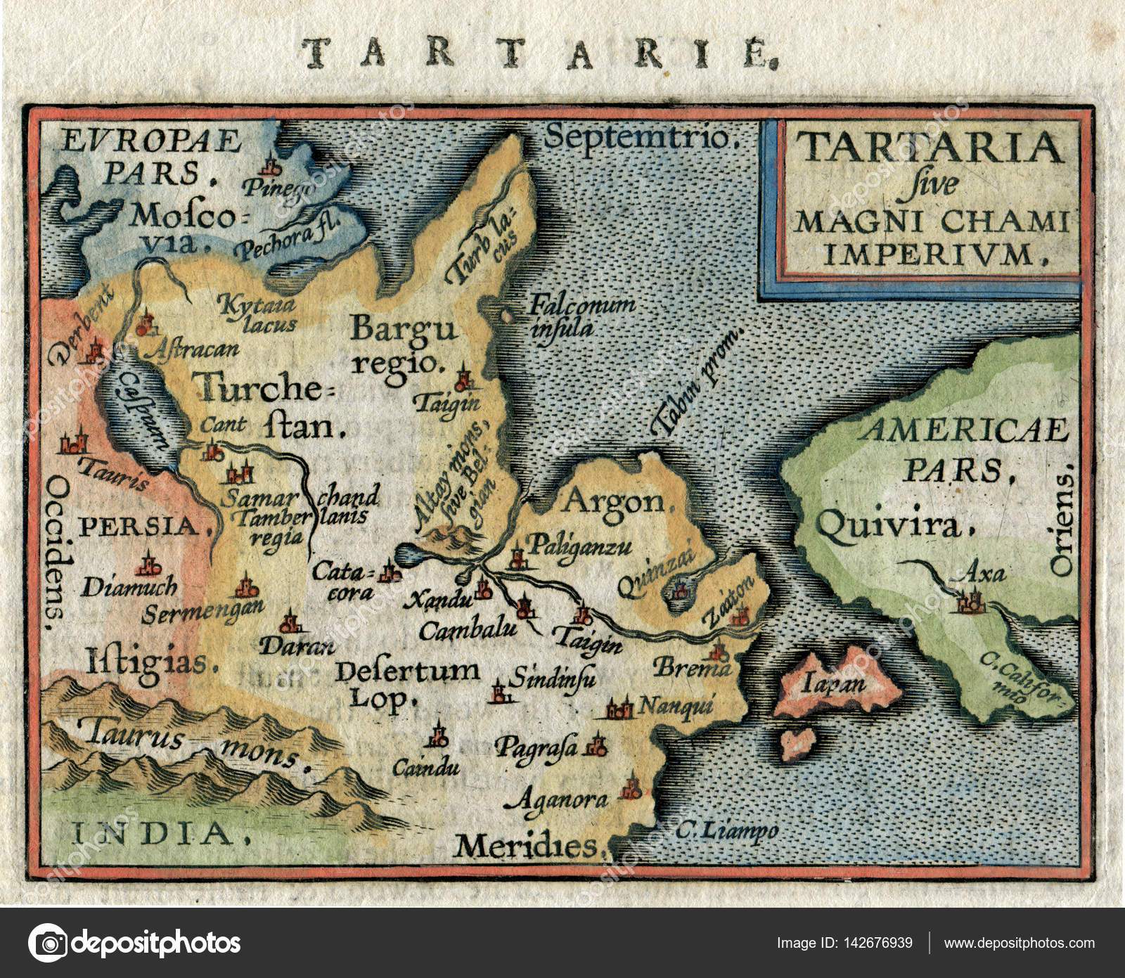 Antiguo mapa tartaria china rusia japn ha por ortelius 1600 antiguo mapa tartaria china rusia japn ha por ortelius 1600 fotos de gumiabroncs Gallery