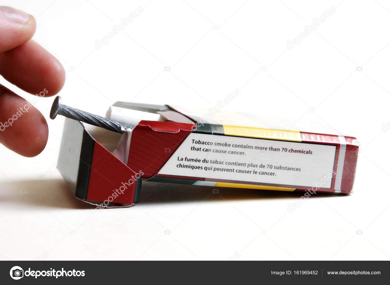 Ein weiterer Nagel im Sarg — Stockfoto © AlphaBaby #161969452