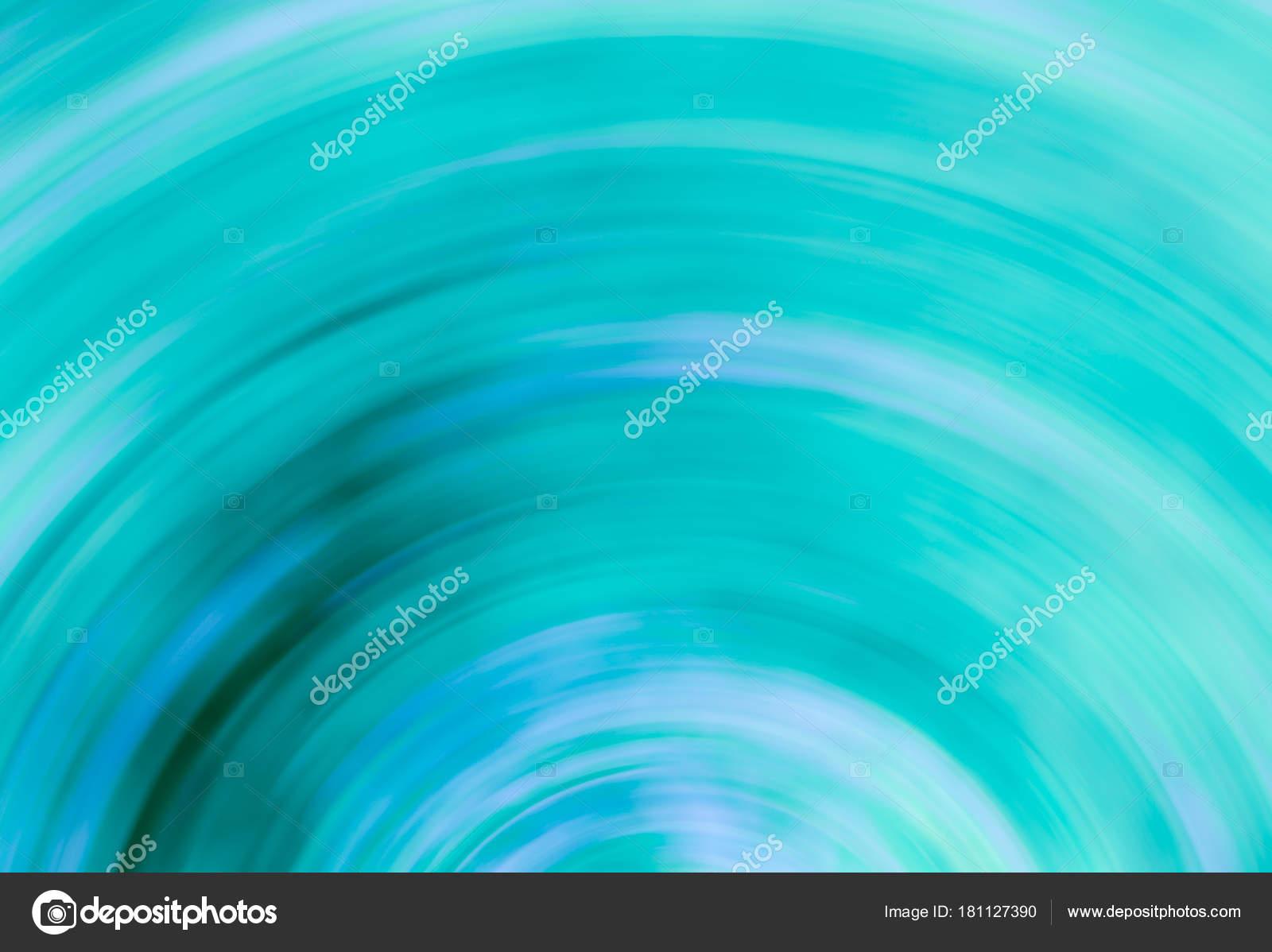 Ciclo Effetto Profondità Dei Toni Colore Blu Azzurro Affascinante