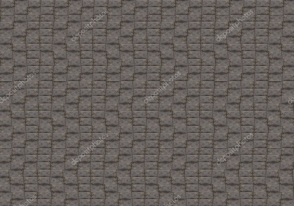 stone canvas background. gray tiles lined pattern urban area gray block set of elements